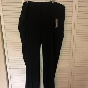 Lane Bryant new with tags size 28T black slacks